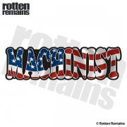 American Machinist Sticker Decal