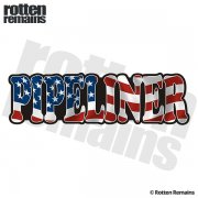 American Pipeliner Sticker Decal