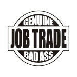 Bad Ass Trade Stickers
